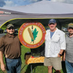 The Stonebridge team at the Ted Lick Memorial Sporting Clays Classic